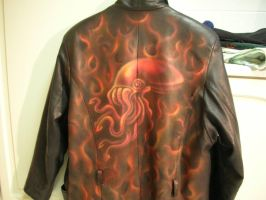 Hellsquid jacket by Innom