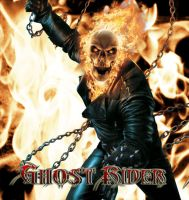 Ghost Rider by OmgSquirrelz