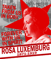 Remembering Comrade Luxemburg by Party9999999