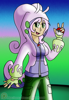 Goodra Hooded Dragon by Xain-Russell