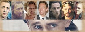 Characters from Tom Hiddleston  - Facebook Cover 4 by LuluDarling