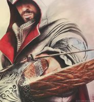 Ezio Auditore by KynnBF