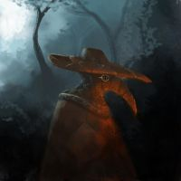 The Plague Doctor by Ekonk