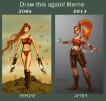 Meme  Before And After by Sedeptra