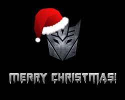 Transformers Christmas 2 by Xagnel95