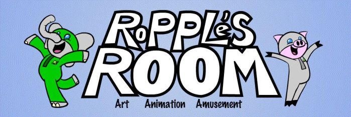 Ropple's Room Title by spacepig22