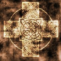 Celtic Cross I by DrJest