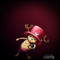 One Piece Chopper by Adonis90
