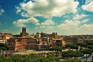 The eternal city by Johannes81