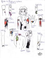 HOM: Rykers tattoos by fatalrain