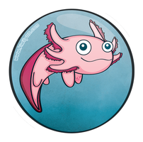 A is for Axolotl by CrappyMornings