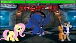 Pony Kombat Tournament The Final Battle by Macgrubor