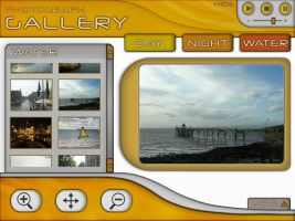 flash photogallery interface by F05310019