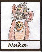 Paper Montage_Nuka by ArtemisCreed