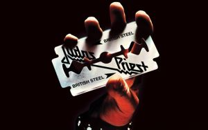 Judas Priest British Steel by W00den-Sp00n