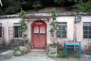 Old House in Lantau, Hong Kong by Malakhite