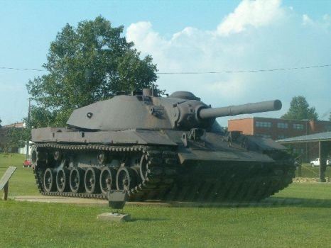 MBT 70 by RBL-M1A2Tanker