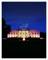 -The White House- by Jarkheld