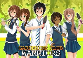 ::BA:: Gardening Club's Warriors. by CLassicNightmare