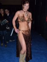 leia cosplay at nycc 2010 by lenlenlen1