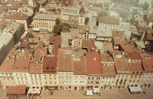 Lviv from above 6 by julismith