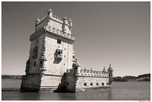 Belem Tower by BenHeine