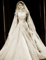 Wedding Gown 2 by Liliah