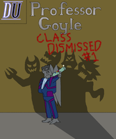 New DU: Professor Goyle #1 Cover by Tmaneea