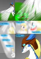 If only pg1 by HeroHeart001