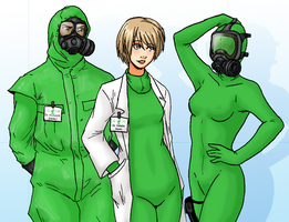 Green Hand Chemical Warfare by Shabazik