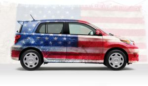 Scion XD Americana by torchdesigns
