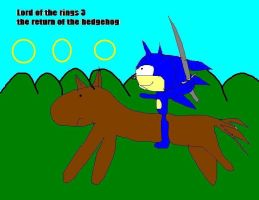 Lord of the sonic rings by chasethehedgehog