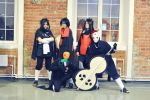 cosplay clan Uchiha 1 by NakagoinKuto