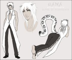 Gana by mr-romantic