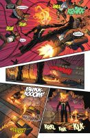 All-New Ghost Rider #11 Preview Page 3 by FelipeSmith
