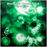 Abstract Brush Pack: by SJWalker