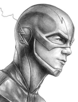 The Flash by SoulStryder210