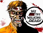 Return Of The Walking Dead by KingVego