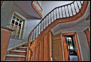 banister by 21711