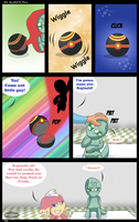 An Alien's Tail: Page 62 by Fishlover