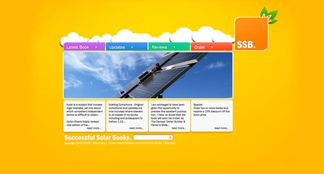 Successful Solar Books 1 by Dream-Factory