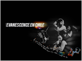 Evanescence en Chile by ObsessionSweet