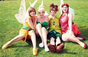 Disney Fairies by BrianaDarling