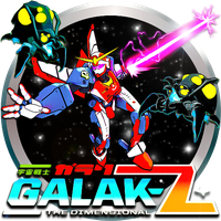 GALAK-Z The Dimensional v2 by POOTERMAN