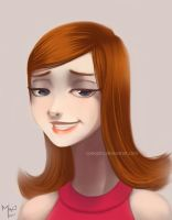 Candace by CONEJOTO