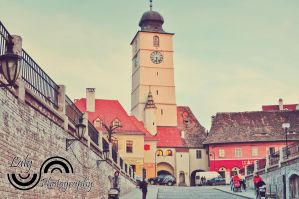 Council tower, Sibiu by lalylaura