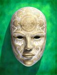 Mask by HarryBuddhaPalm