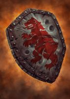 iron shield by animot