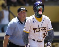 LSU GorillaBall - Blake Dean by yurintroubl