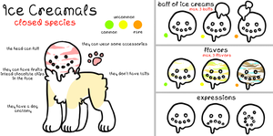. Ice Creamals Guide by ovvls